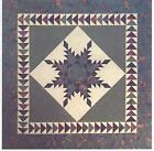 Feathered Star paper piecing quilt pattern by A Very Special Collection