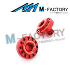 Fit Ducati Monster 797 1100 696 Monster S2R S4R Racing Rearset Frame Plugs Bolts