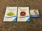 WEIGHT WATCHERS Points + COMPLETE FOOD DINING OUT 2011 COMPANION Books w Calc