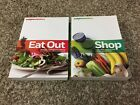 Weight Watchers Shop Eat Out Points Plus Value Books 2012 FREE SHIPPING