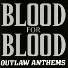 Blood For Blood – Outlaw Anthems CD Victory Records Hardcore
