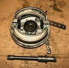 Honda cl350 cl 350 Front Drum Brake Assembly and Axle