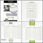 AT A GLANCE 2020 Monthly Planner Refill Day Runner Ink Bleed Resistance Schedule