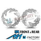 Brake Disc MX Front Rear Set Fit HUSABERG FE/FE E/FS/FC/FX 400-650 99-5 00