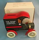 TEXACO #4 1905 FORD DELIVERY CAR/TRUCK BANK ERTL 1987