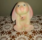 Fenton Art Glass Burmese Lop Ear Bunny Limited Edition Bee 1180 3500