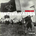 Biohazard ‎– Uncivilization CD Hardcore punk heavy metal