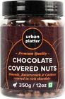 Chocolate Covered Cashews Almonds And Butterscotch Nuts Almonds 350 gm