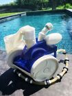 Polaris 360 Inground Pressure Pool Cleaner White