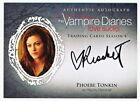 2016 Cryptozoic Vampire Diaries Season 4 Trading Cards 25