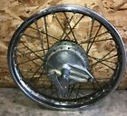 Honda cl175 cl 175 cb175 cb 175 Rear Rim Wheel Assembly