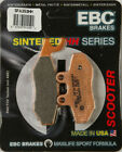 Gilera GP800 (2008 to 2014) EBC Sintered REAR Disc Brake Pads (SFA353HH)