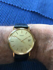 herrenuhr vintage Tissot Seastar 585 Gold Quarz
