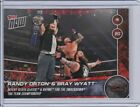 2016 Topps Now WWE Trading Cards 7