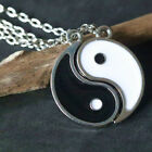 Enamel Gossip Yin Yang Necklaces for Women Lovers Necklace Best friends BFF