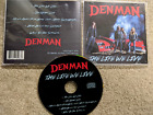 Denman - The Life We Live CD MELODIC HARD ROCK HAIR METAL GLAM