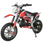 Bolt 50cc Mini Gas Kids Dirt Bike Pit Bike with Gloves Goggle and Handgrip