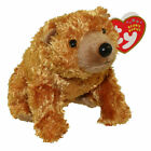TY Beanie Baby - SEQUOIA the Brown Bear (5 inch) - MWMTs Stuffed Animal Toy #241