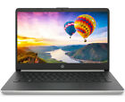 NEW HP 14 Intel Core i5 1035G4 370GHz 10th Gen 128GB SSD 4GB RAM Win 10 Silver