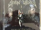 SEVEN WITCHES - Year Of The Witch CD 2004 Sanctuary Excellent Cond!