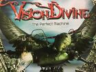 VISION DIVINE - The Perfect Machine CD 2005 Scarlet Excellent Condition!