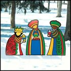 Outdoor Nativity Scene Christmas Nativity Set Yard Decoration Decor Wise Men