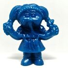 GARBAGE PAIL KIDS 1986 Cheap Toys 1st Series #1 Leaky Lindsay ELECTRIC BLUE Neon