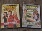 DVDHF The Biggest Loser The Workout Lot of 2 DVDs Boot Camp Cardio Max