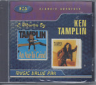 Ken Tamplin-An Axe To Grind/Soul Survivor CD Christian Rock (New Factory Sealed)