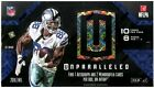 NFL Football 2016 Unparalleled Trading Card HOBBY Box
