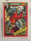 1990 Impel Marvel Universe Trading Cards 10