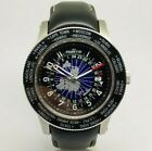 Vintage Men's Fortis B-47 World Timer GMT Automatic Limited Edition 674.20.163