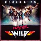 KING RECORDS CRAZY LIXX CD Forever Wild + 1 From Japan