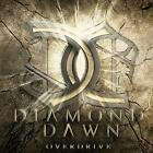 SPINNING DIAMOND DAWN CD Overdrive + 1 From Japan