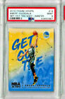 2018 Panini Hoops Andre Iguodala Get Out The Way - Winter PSA 9