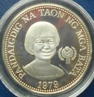 925 Silver 1979 Philippines 50 Piso Rights of Child Mintage 27K Gem Proof WB16