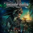 WARD RECORDS TEMPLE BALLS #CD Untamed + 1 From Japan