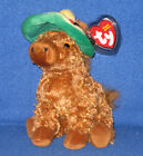 TY SIESTA the DONKEY BEANIE BABY - MINT with MINT TAG