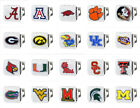 NCAA Hitch Covers Colored Chrome 3-D Emblem Choose Your Team