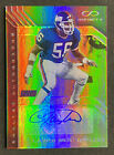 2016 Panini Infinity Exalted Autographs Lawrence Taylor Auto 3 3