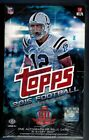 2015 Topps Football Hobby Box Factory Sealed LAST YEAR 1 AUTO OR RELIC 36 PACKS