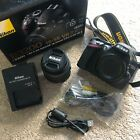 Nikon D3200 Camera AF-S DX VR 18-55mm, 70-300mm & 500mm Lenses & Accessories.