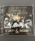 Funky Fresh Sex Crew: Vanity & Insanity E40 Nickatina Cellski Bay Area CD USED