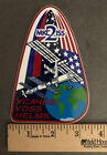 Authentic NASA International Space Station Expedition 2 Sticker Decal Vinyl