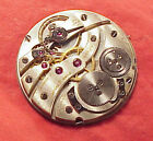 VINTAGE THIN FLAT 39MM 19J HAAS NEVEUX & Co GENEVE  SWISS POCKET WATCH MOVEMENT