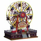 Lemax Christmas Village Animated The Giant Wheel Accessory Tabletop Decoration