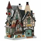 Lemax Christmas Village Candler's Coaching Lodging Inn Lighted Buildiing