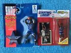 Starting Lineup Brad Daugherty 1993 action figure And Shaq Attaq Action Figures