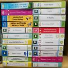 Cricut Cartridges UNLINKED Lots of Rare YOU PICK FROM 200+ UNLINKED Cartridges