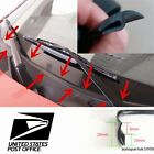 Rubber 17M Car Ageing Rubber Seal Front Windshield Panel Sealed Trim Universal